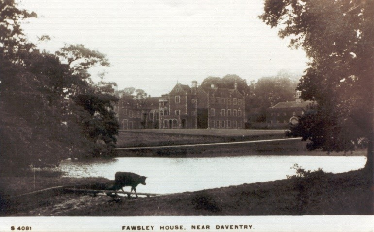 Fawsley Hall